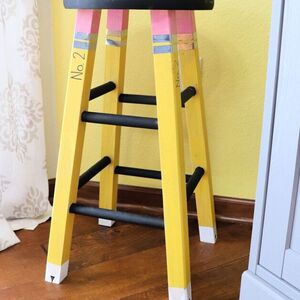 Homeschool Stool