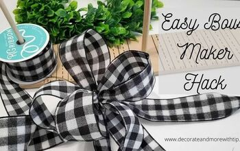 DIY EASY BOW MAKER