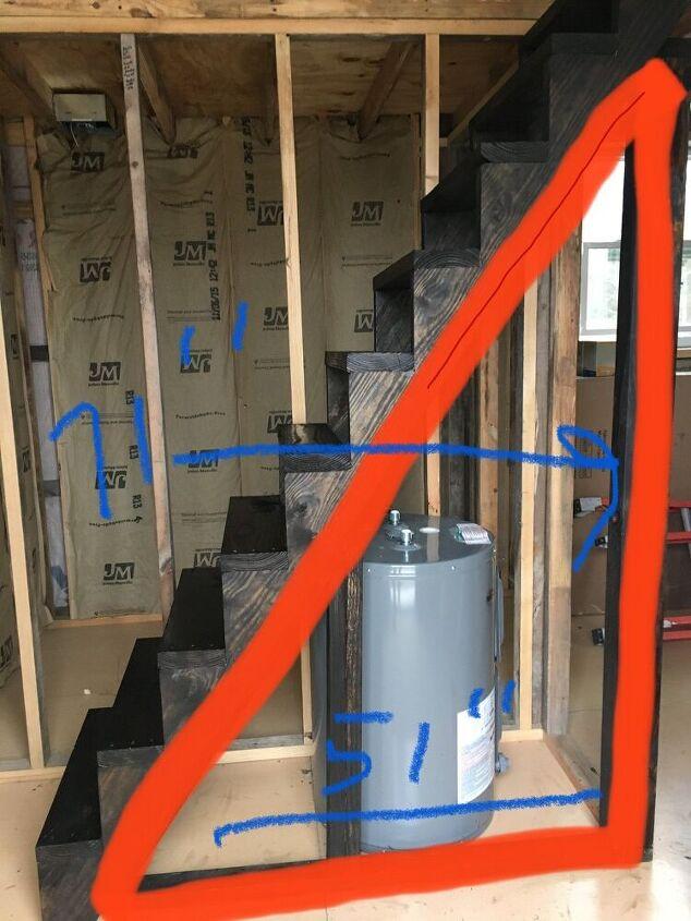 q create a curtain for this utility closet
