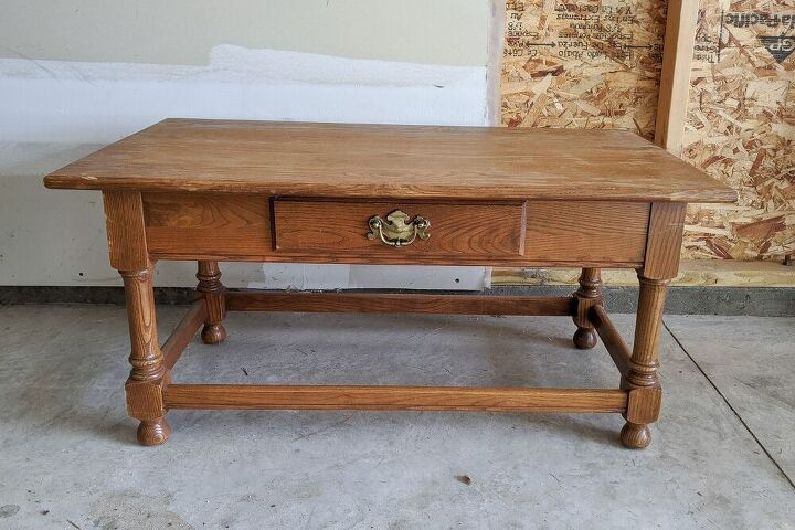 how to whitewash old furniture to upcycle it