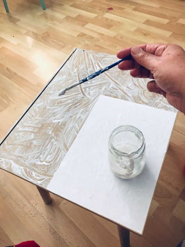 How To Use Up Your Old Broken China, How To Make A Mosaic Table Top With Broken China