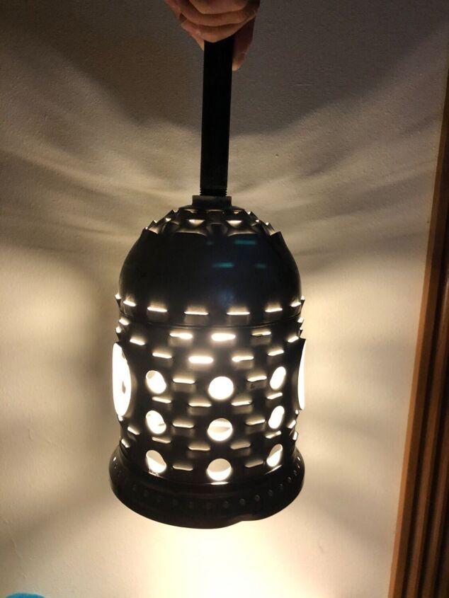 industrial dyi lighting