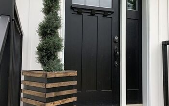 Simply Stunning Planter Box