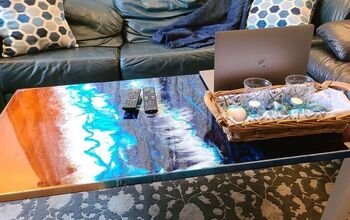 Create a Beautiful Ocean Scene on Virtually Any Surface!