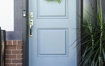 How to Paint a Front Door Like a Pro