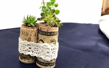 The Ultimate Guide To Making Wine Cork Succulent Planters