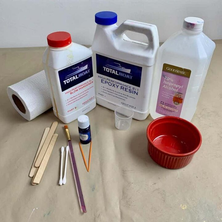make a silicone concrete planter mold from pvc