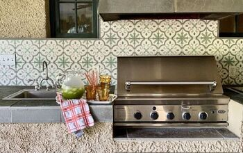 New BBQ Backsplash