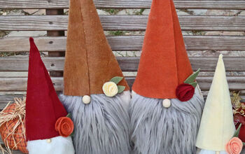DIY Autumn Gnomes