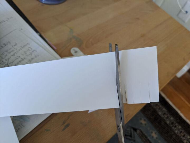 diy paper flower lantern only 3 in materials