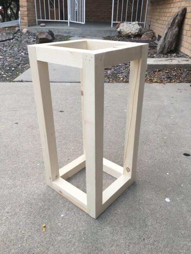 how to build simple diy wood lanterns