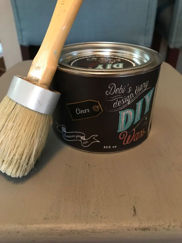 creating a weathered wood grain finish