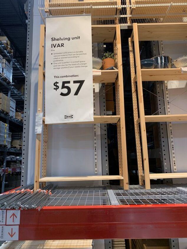 diy industrial bookshelves