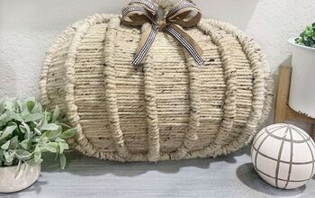 Sweater Weather Pumpkin Wreath
