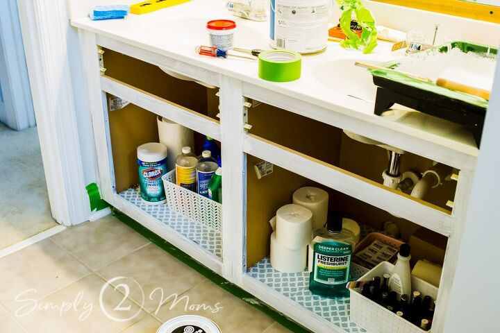 simple tips for painting cabinets
