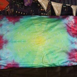 Tie-Dye Pillow