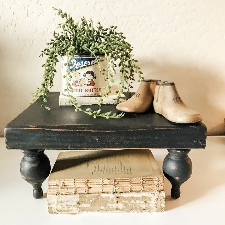 s 32 charming farmhouse decor ideas you can diy for 30 or less, How to Make Your Own Wooden Farmhouse Riser