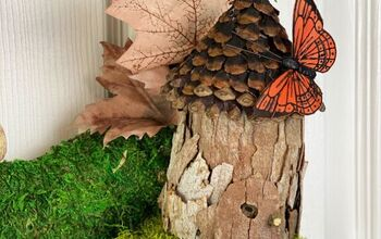 Make a Fairy House Wreath
