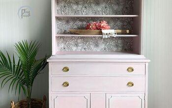 Pretty in Pink Hutch