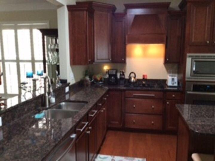 q how can i brighten my kitchen