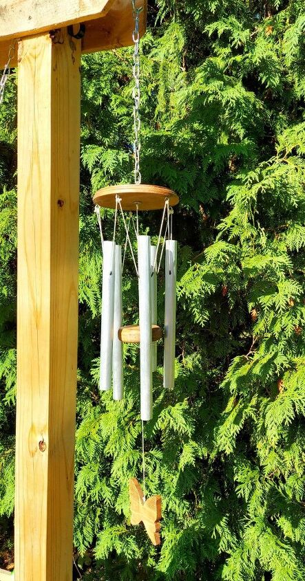 diy wind chimes that will bring music to your garden