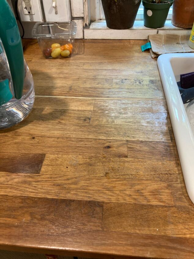q seal my kitchen counters