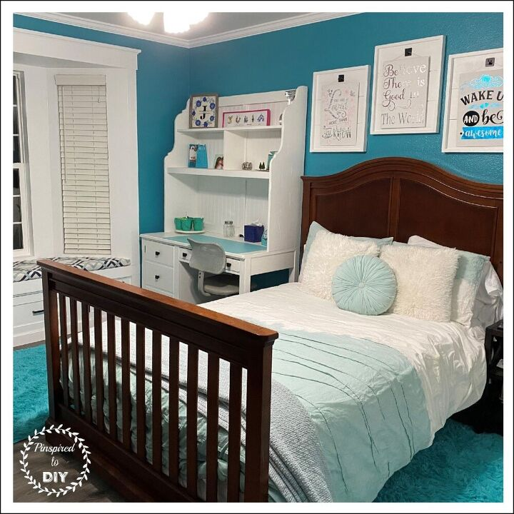 beautiful diy tween girls room remodel renovation