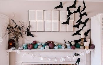 Cheap and Easy Halloween Decor