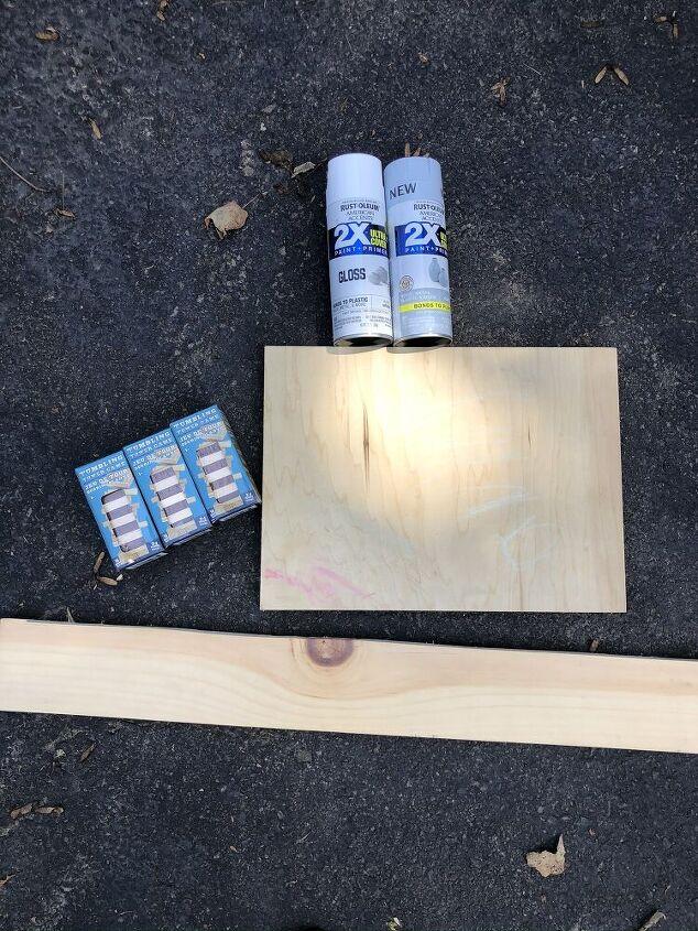 small wood tray