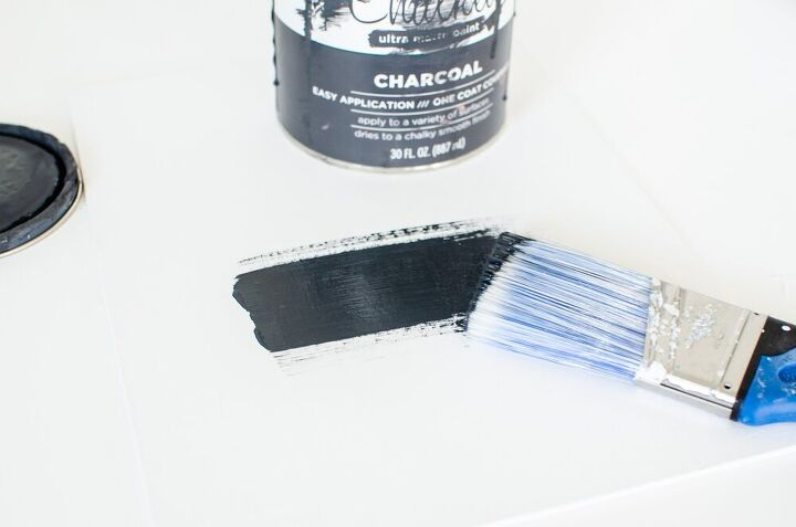 how to diy chalk board labels
