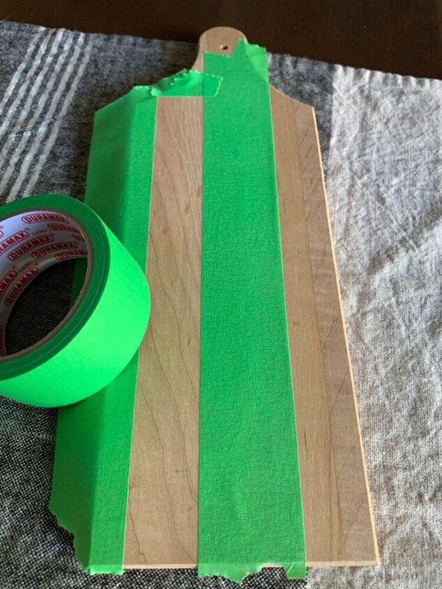upcycled cutting board