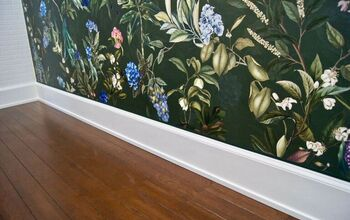Flip Your Old Baseboards!