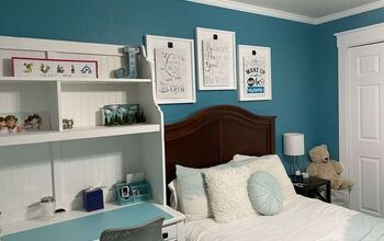 Beautiful DIY Tween Girls Room Remodel/Renovation