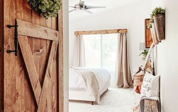 DIY Custom Barn Door Tutorial