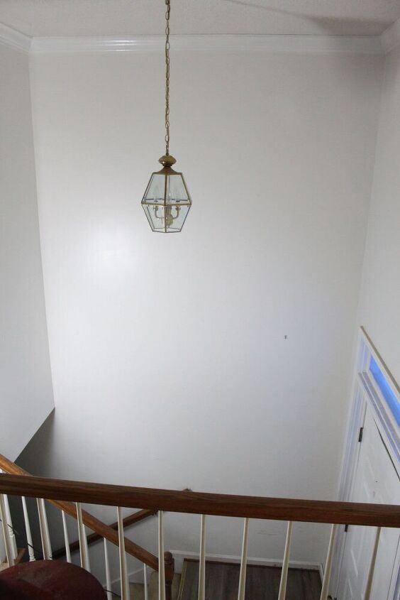 how to install molding for a feature wall