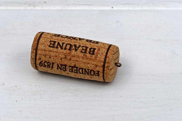 fun spooky repurposed wine corks for halloween