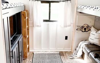 How To Remodel a Camper Bunkhouse
