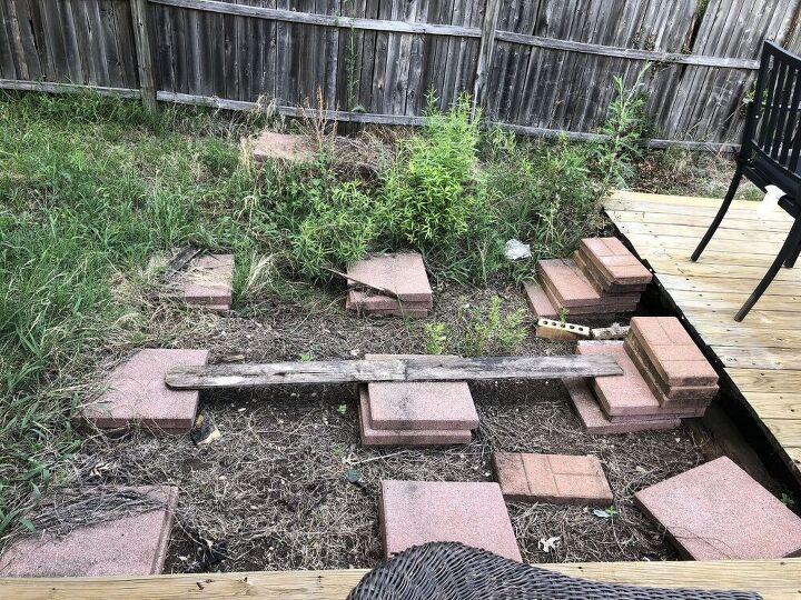 create a backyard fire pit