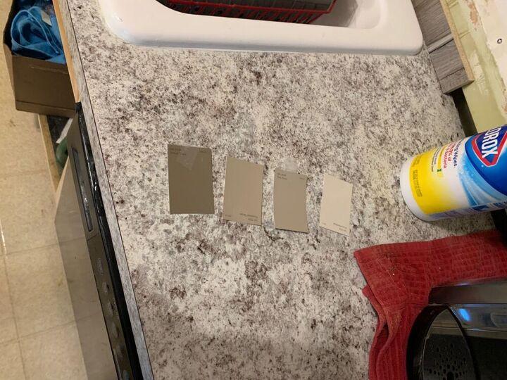 q cabinet paint color