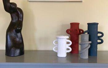 Faux Pottery Vessels