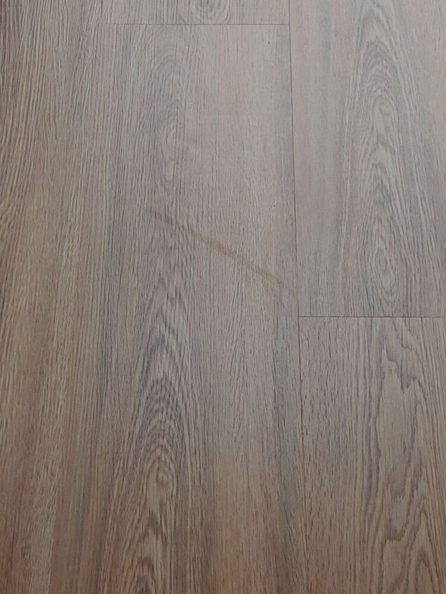 q remove scuff marks from vinyl plank flooring