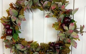Make a Luxurious Fall Wreath