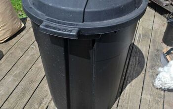 How to Make a Compost Bin From a $9 Garbage Can