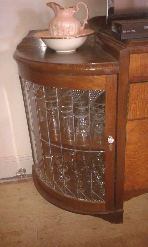 q old dresser