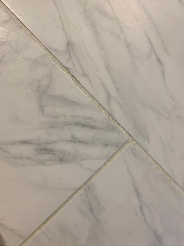 how to make dirty grout look brand new again for 10