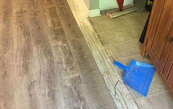 Vinyl Plank Floor Install Tips and Tricks