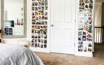 Simple Teen Photo Wall