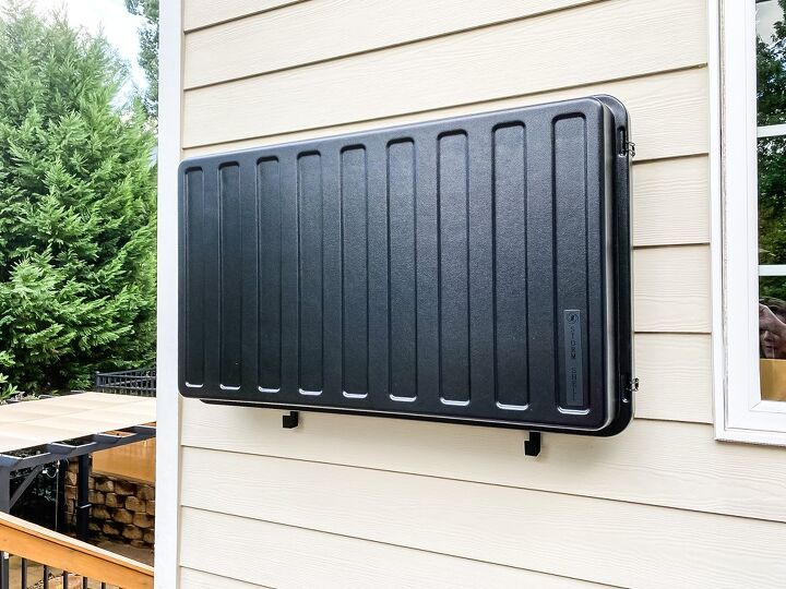 what you need to know about hanging an outdoor tv