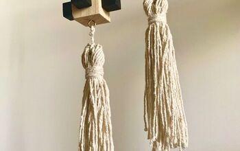 Scandi Rope Tassels