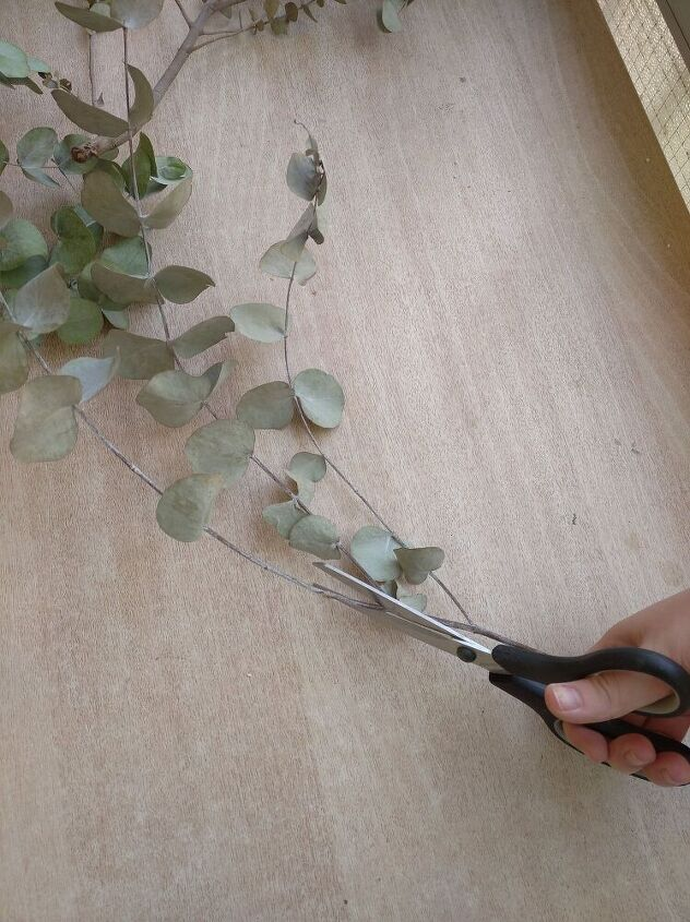 the best way to make your home smell amazing eucalyptus garland diy